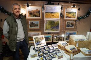 zzz - Craft fair paintings - photo